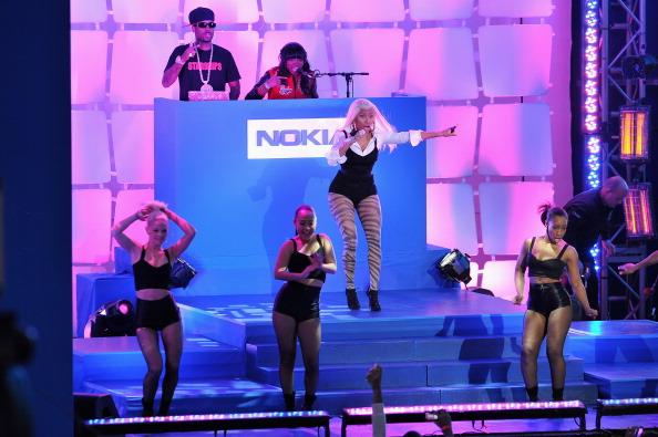 Nicki For Nokia2