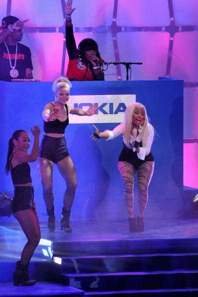 Nicki For Nokia3