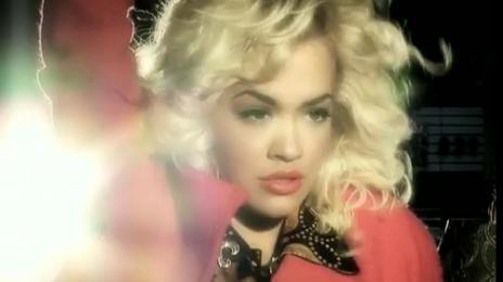 Watch: Rita Ora Shoots Album Cover