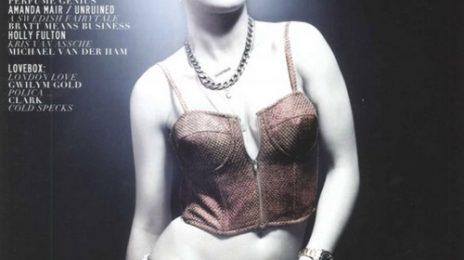Hot Shot: Rita Ora Covers 'Notion'