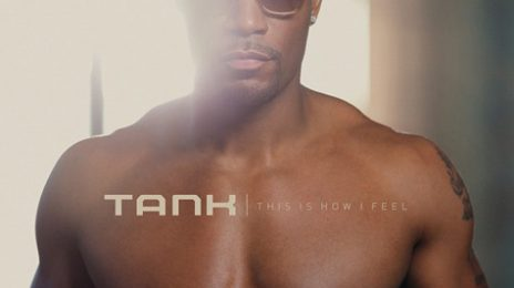 Tank Strips Off For 'This Is How I Feel' Album Cover