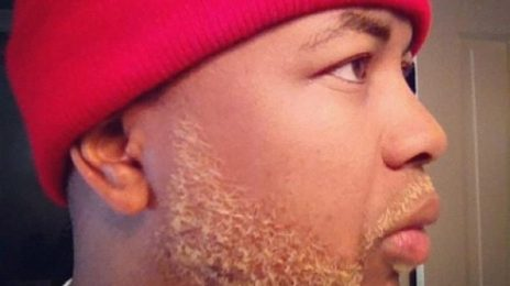 Hot Shot: The-Dream Unveils New Blonde 'Do