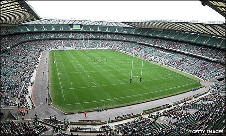 twickenham stadium Lady GaGa Sells Out Twickenham Stadium... In Ten Minutes