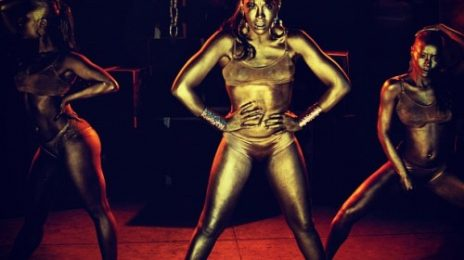 Must See: Dawn Richard Shoots 'Automatic' Video