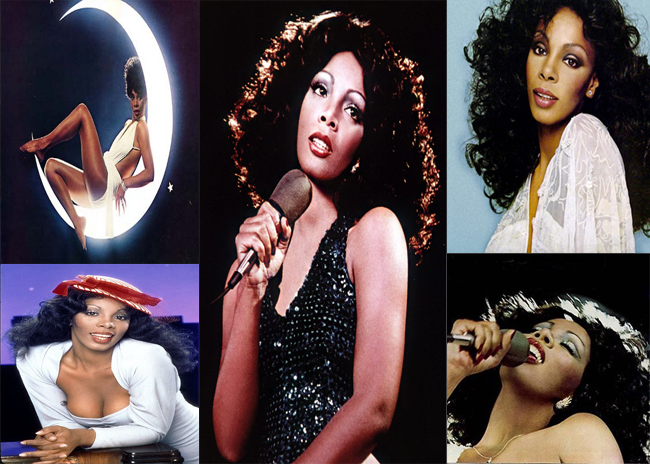 Donna Discos Daring Diva:  The Donna Summer Effect