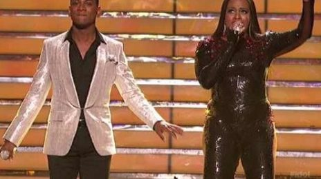 Watch:  Fantasia Joins Joshua Ledet For 'Idol' Finale Performance