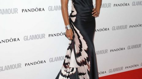 Watch:  Kelly Rowland Wows 'Women of the Year' Gala