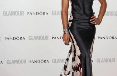 Hot Shots: Kelly Rowland Steals Show At Glamour Awards