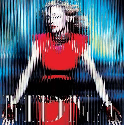 Madonna MDNA cover Madonnas Producer: The Best Of MDNA Is On Chris Browns Fortune