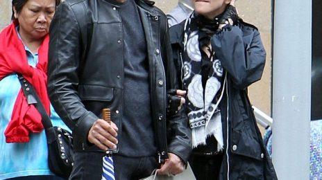 Hot Shots: Madonna Hits NYC With Boyfriend