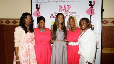 Hot Shots: Michelle Williams Beams For B.A.P