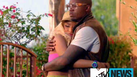 Hot Shots: Nicki Minaj Enjoys Date...With Nas
