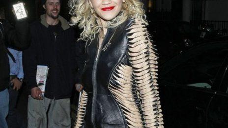 Hot Shots: Rita Ora Steps Out With Rob Kardashian