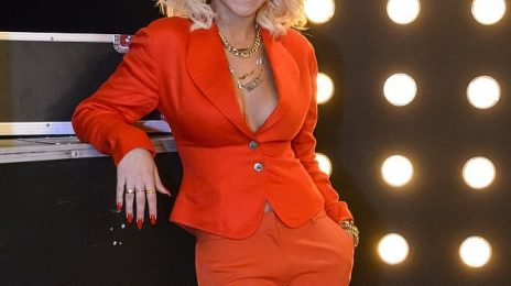 Rita Ora Storms X Factor UK / Announces Album Title