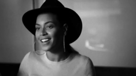 Watch:  Beyonce Beams Behind the Scenes of Revel Concerts
