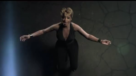 Video:  Mary J. Blige - 'Don't Mind'