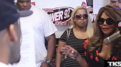 Lil Kim Readies New Single & Tour With Missy Elliott, Eve?