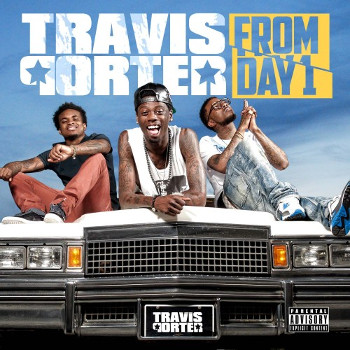 TRAVISPORTER FromDay1 CVR 5x5 e1337723855566 Competition: Win Travis Porters From Day 1 Album