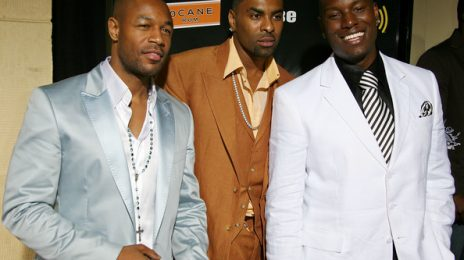 Explosive: Tyrese Forms SuperGroup With Ginuwine And Tank