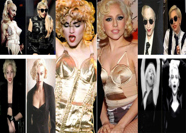 Untitled 2 Watch:  Madonna To Lady Gaga:  Imitation Is the Highest Form of Flattery