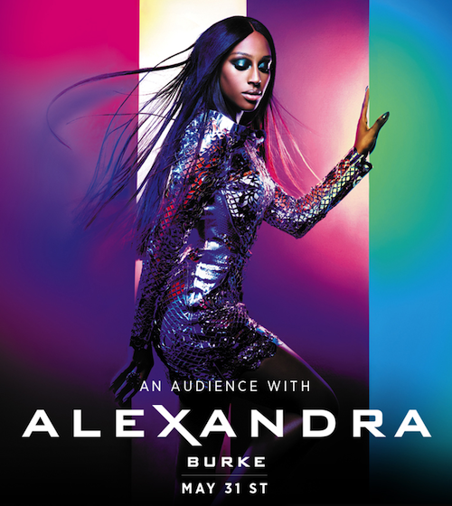 alexandra burke audience thatgrapejuice Announcement: Win Tickets To 'That Grape Juice Presents…An Audience Alexandra Burke'