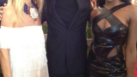 Hot Shots: Azealia Banks Beams At MET Gala 2012