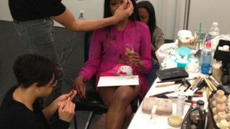 Hot Shot: Azealia Banks Gears Up For MET Gala