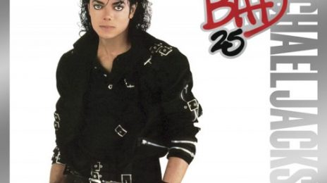 Michael Jackson's 'Bad' Set For 25th Anniversary Re-Release (With Tour DVD)
