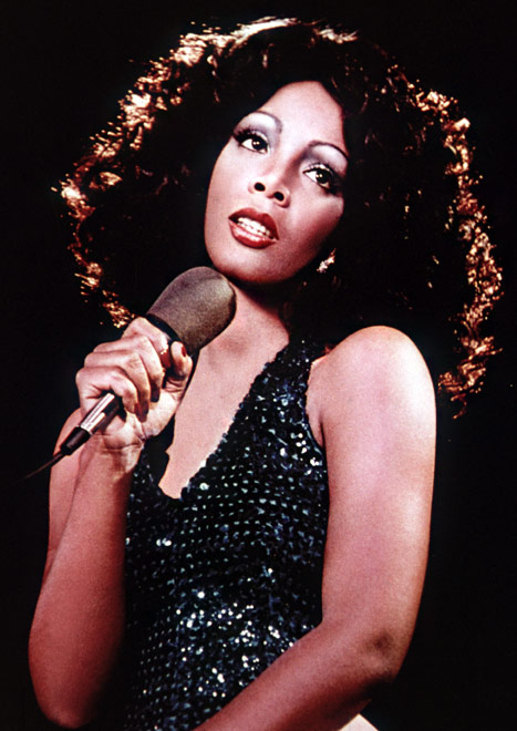 beyonce donna summer Beyonce Tributes Donna Summer