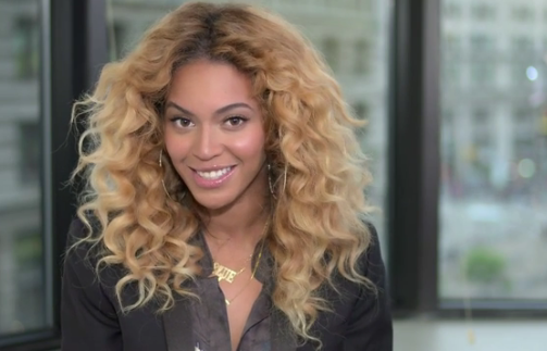 beyonce nyabj Watch: Beyonce Reacts To Being Honored For Her Writing