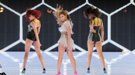 Back To Business: Beyonce Continues To Rock Revel