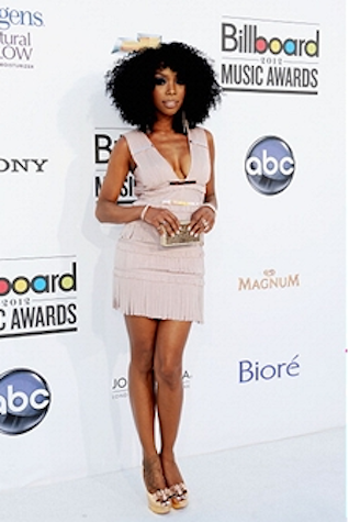 brandybbma Billboard Music Awards 2012: Red Carpet Arrivals