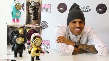 Chris Brown Debuts 'Dum' Toy Line