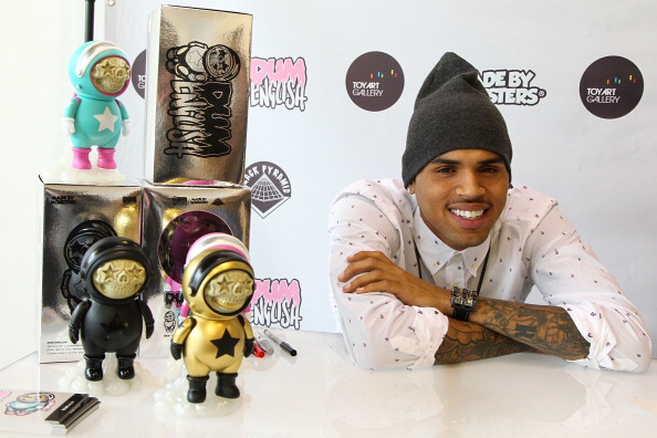 Chrisbrowntoy