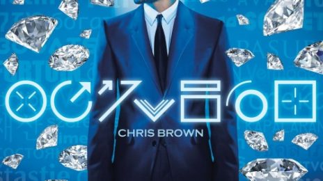 Chris Brown Unveils 'Fortune' Deluxe Cover