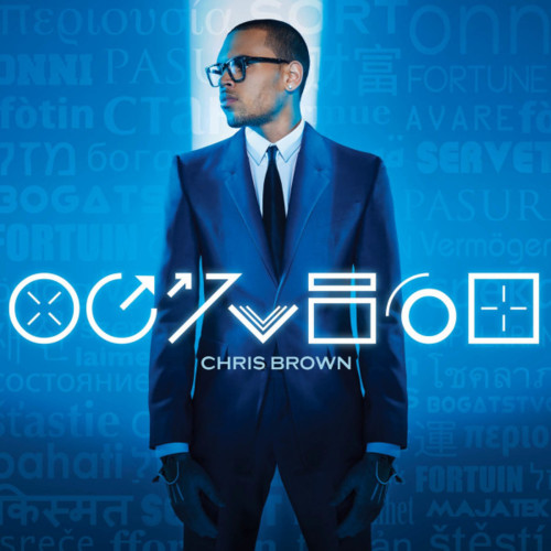 chris brown fortune Chris Brown Unveils Final Fortune Tracklist