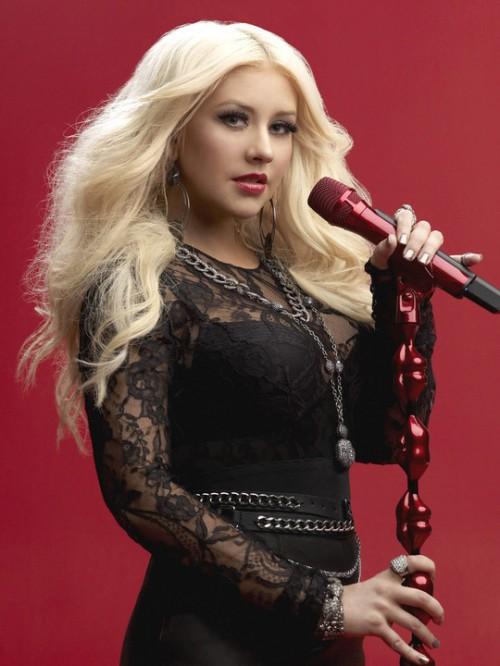 Christina aguilera without
