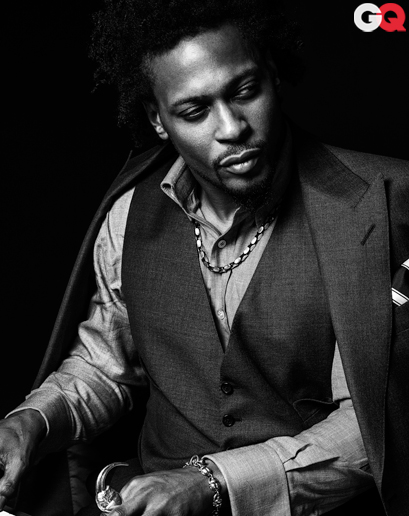 dangelo outtake 04 Hot Shots: DAngelo Brings His Sexy Back For GQ