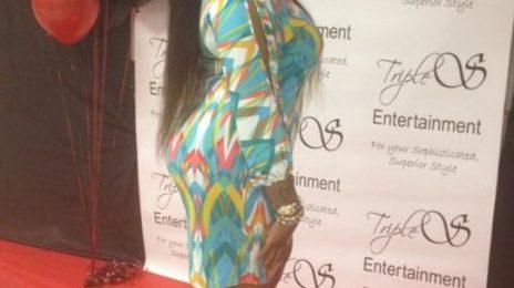 Hot Shot:  Fantasia Flaunts Post Baby Bod