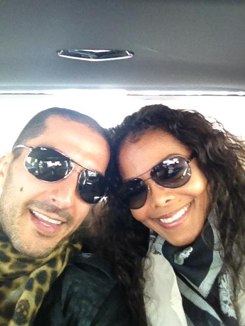 janet wissam bday Hot Shot: Janet Jackson Celebrates Birthday With Her Baby