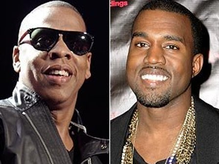 jay z and kanye west Jay Z & Kanye West To Release Watch The Throne 2