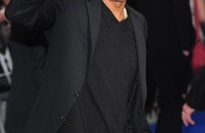 Hot Shots: Jay Z Joins Will Smith For 'Men In Black 3'