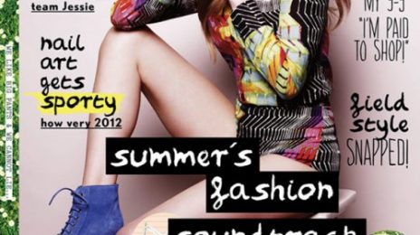 Hot Shot: Jessie J Beams Bold For 'Company'