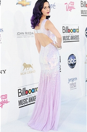 katyperrybbma1 Billboard Music Awards 2012: Red Carpet Arrivals