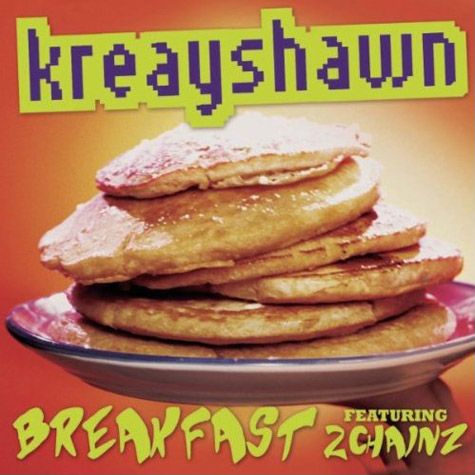 kreayshawn breakfast1 New Video: Kreayshawn   Breakfast (Ft 2Chainz)