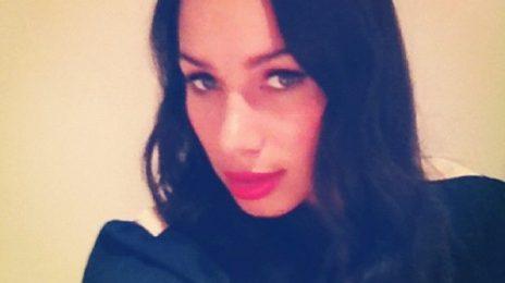 Hot Shot: Leona Goes Back To Black