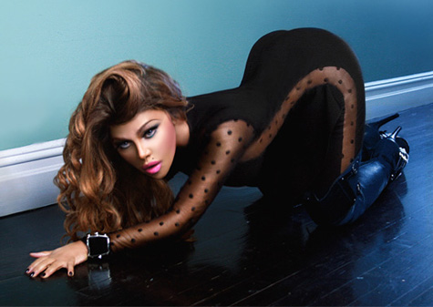 lil kim prowl Lil Kim Rep Slams Lady GaGa Manager Over Azealia Feud