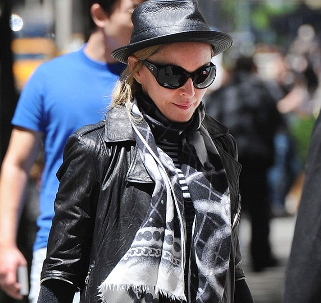 madonna kaballah Hot Shots: Madonna Heads To Kabbalah With Lady GaGa Director