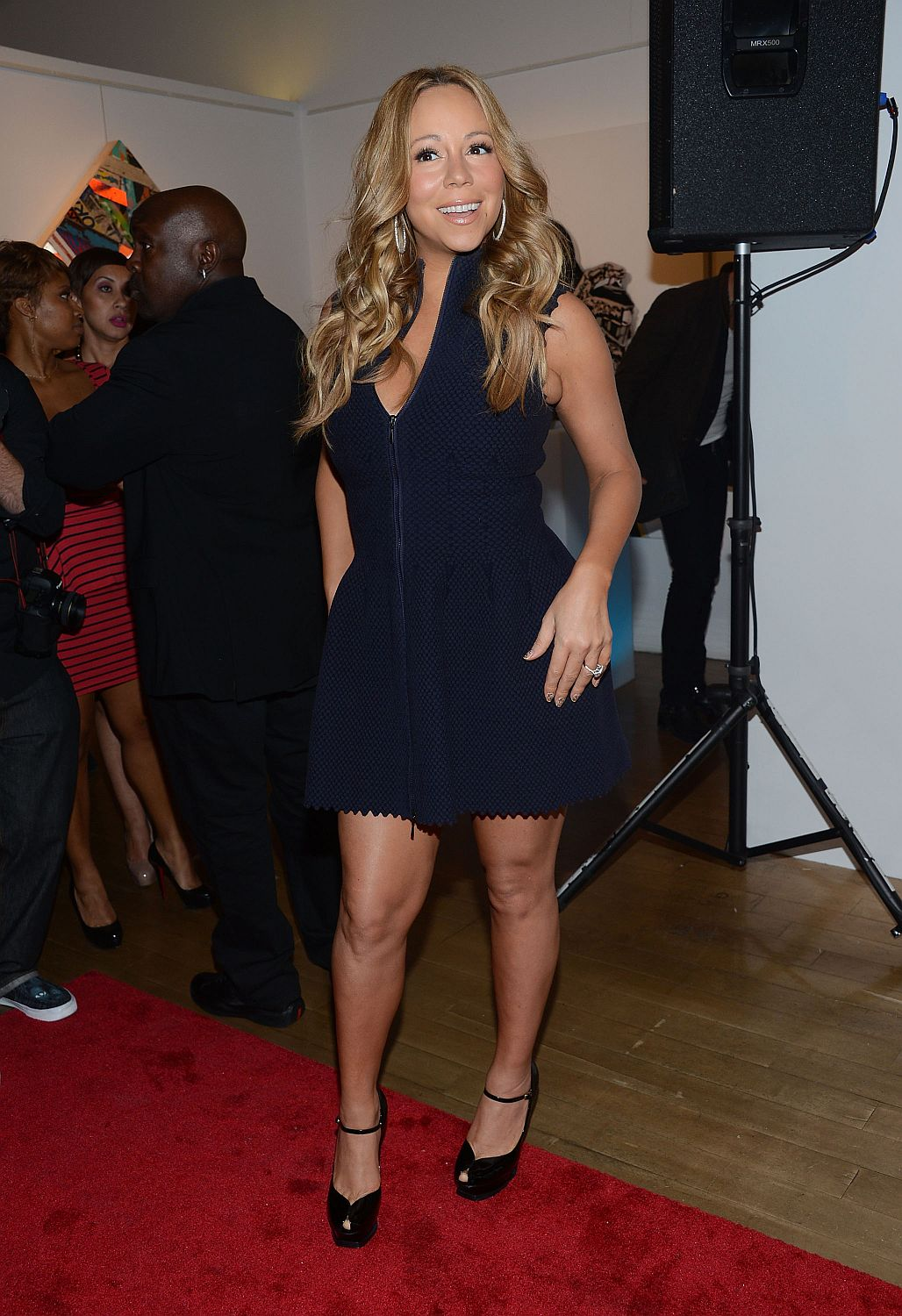 mariah 2012 Hot Shots: Mariah Carey Relights Her Diva