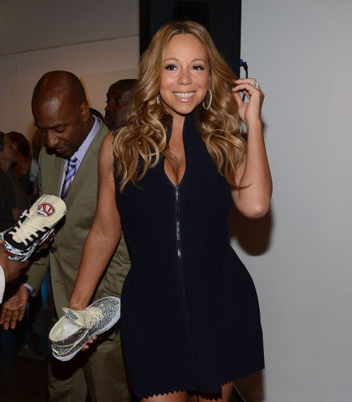 mariah carey 2012 e1336848869112 Hot Shots: Mariah Carey Relights Her Diva